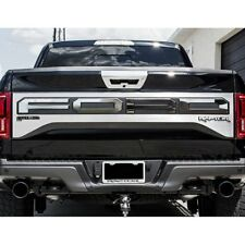 For Ford F-150 2017 ACC 772066 Polished Tailgate Plate