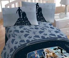 Disney's Star Wars R2D2 and C3Po 4 Piece Full Sheet Set