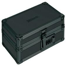 Vaultz Black Locking Utility Combination Security Cash Money Jewelry Lock Box Ne