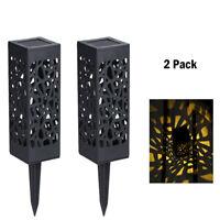 1.2V 90 LED Firework Starburst Stake Solar Powered Light Fairy Garden J4I3