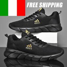 Uomo Donna Scarpe Da Corsa Walking Scarpe Da Ginnastica Sportive Casual Sneakers