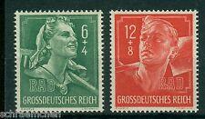 Deutsches Reich 894 - 895 , ** , * , o , Ausstellung RAD