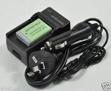 Charger 2x3.6v 1250mah Battery NB13L Nb-13l for Canon PowerShot G7 X G7x Camera