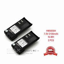 2 x Ntn9815 Ntn9858 Battery for Motorola Xts2500 Pr1500