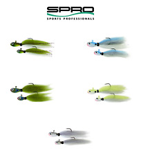 SPRO Phat Fly Jig - Select Size/Color