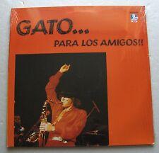 Gato BARBIERI ...Para los amigos FRENCH Double LP DOCTOR JAZZ (1983) SEALED!