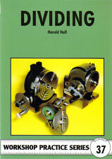 DIVIDING Workshop Practice Engineering Manual paperback book NEW