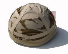 TAN RUBBER Ballistic HELMET BAND mk6 7 para desert sas