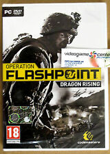 Videogame - Operation Flashpoint - Dragon Rising - PC