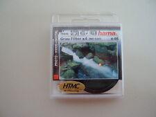 Graufilter 46 mm 46mm hama Grey Filter x4 HTMC multicoating