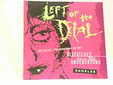 LEFT OF THE DIAL Sampler REM The Jam  promo only NEW SEALED CD Nick Cave