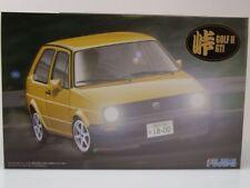 VW Golf 2 Gti, Kit PLASTIQUE, Modèle de Voiture 1:24 / Fujimi