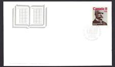 Canada  FDC  # 661    ALPHONSE  DESJARDINS     1975  8c   New Fresh Unaddressed