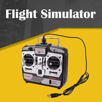 JTL-0904A 6CH RC Flight Simulator Support Real G7 Phoenix 5.0 XTR RC Drone MODE2