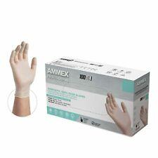 1000/cs AMMEX VSPF Disposable Gloves Medical Vinyl Powder Free Non Nitrile