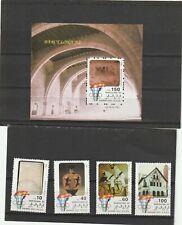 Sahara Occ R.A.S.D 1992 Olympics Set & Mini Sheet MNH