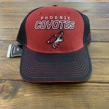 Phoenix Coyotes Reebok CCM Strapback Hat Deadstock NWT New NHL Hockey One Size