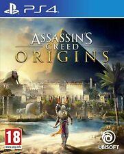 Assassins Creed Origins (PS4) Mint Same Day Dispatch 1st Class Super Fast Del*