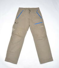 Norrona Svalbard Men Cotton Pants Trousers Size M, Genuine