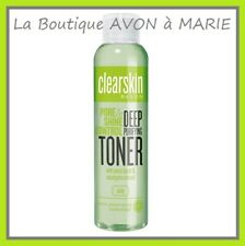 LOTION TONIQUE Eau de visage Purifiante Clearskin AVON : PORE SHINE CONTROL