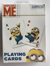 Despicable Me Playing Cards - Minions!! - Illumination Entertainment
