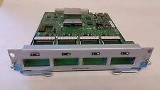 HP J8707A 4-Port 10-GbE X2 Module for ZL ProCurve Switch 5400zl 8200zl J8698A
