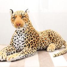 New 87cm Giant Leopard Plush Soft Cute Huge Stuffed Animal Big Jungle Gift Toy
