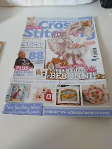 Pre Owned The World Of Cross Stitching Magazine Only Issue 233
