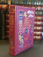 FAIRY TALES FROM AROUND THE WORLD by ANDREW LANG - Leatherbound New OOP