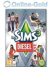 Les Sims 3 - Kit Diesel (extension) Clé - EA Origin Carte - PC Jeu - [FR]