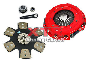 XTR STAGE 4 CLUTCH PRO-KIT FOR FORD MUSTANG 86/1-01 GT LX COBRA SVT 4.6L 5.0L