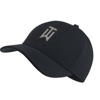 NEW! NIKE [S/M] Tiger Woods TW AeroBill Classic99 Golf Cap/Hat-Black 845579