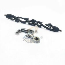 Skull Shift Linkage For 1980 to up Harley Softail Fxdwg Dyna Glide Flht Black