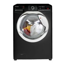 Hoover DXOA610HCB/1-80 Black A+++ 10kg 1600 Spin 15 Programmes Washing Machine