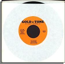 "Jack Patton - Old Roses + Bobby Vinton Polka - 7"" 45 RPM Polka Music Single!"