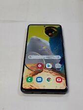 Samsung Galaxy A51 5G,128GB, Black (Cricket) Cracked Screen :K007