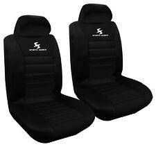 CoprisedilI Anteriori Universali Auto Seat Cover Protege Sedile 2Pz AS7254-2