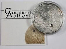 Moon 2009 Cook Islands Lunar Meteorite 40th & 50th Anniversary $5 Silver Coin