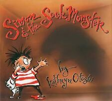 Simon and the Sock Monster-ExLibrary