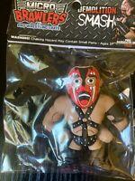 Demolition  - Pro Wrestling Crate - Micro Brawlers - WWF WWE -Smash