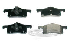 Disc Brake Pad Set-Semi-metallic Pads Rear Tru Star PPM935