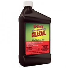 Hi Yield Killzall 41% Super Concentrate Weed & Grass Killer One Quart 6400 Sq Ft