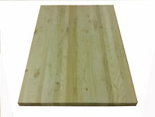 """Maple Butcher Block, 24"""" x 38"""", Huge Cutting Board, or Counter Top Solid wood"""