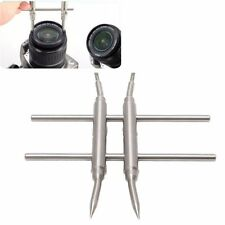 Spanner Wrench Lens Repair Opening Open Pro Tool Stainless Steel For DSLR Camera