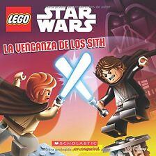 La venganza de los sith (LEGO Star Wars: 8x8) (Spanish Edition) by Ace Landers