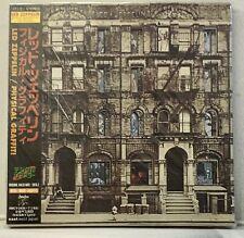 Led Zeppelin – Physical Graffiti - Japan Import CD Swan Song- AMCY-2436~7-1997