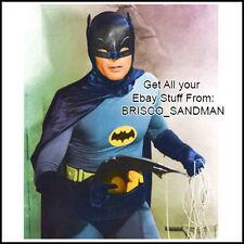 Fridge Fun Refrigerator Magnet ADAM WEST as BATMAN 1960s TV Show Photo A
