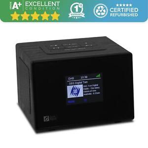 Ocean Digital DAB DB-825C Radio - FM - AUX - Dual alarm clocks
