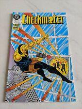 Checkmate #3 June 1988 DC Comics
