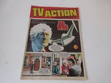 TV Action + Countdown comic # 97, Dec 23rd 1972, Fine, Doctor Who, UFO, Zero X
